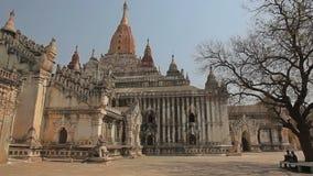 Ananda Temple banque de vidéos