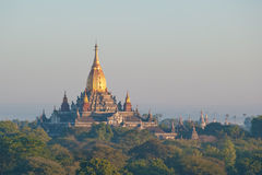 Ananda Temple, ancient Bagan, Myanmar Stock Photo