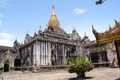 Ananda temple, Bagan Stock Photo