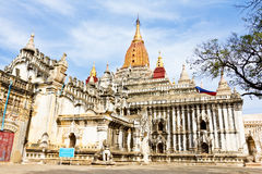 Ananda Temple in Bagan Stock Image