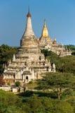 Ananda temple, Bagan, Myanmar. Stock Images