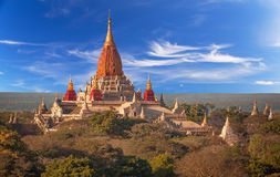 Ananda Temple Bagan Royalty Free Stock Photography