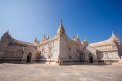 Ananda Temple in Bagan. Royalty Free Stock Photography