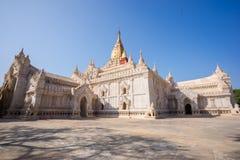 Ananda Temple in Bagan. Royalty Free Stock Images