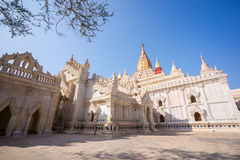 Ananda Temple in Bagan. Stock Photos