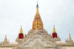 Ananda Temple in Bagan Myanmar Royalty Free Stock Photos