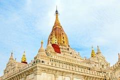 Ananda Temple in Bagan Myanmar Stock Images