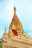 Ananda Temple in Bagan Myanmar Stock Photo
