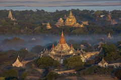 Ananda Temple - Bagan - Myanmar (Burma) Stock Photo
