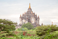 Ananda Temple in Bagan Myanmar Royalty Free Stock Photo