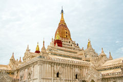 Ananda Temple in Bagan Myanmar Stock Photos