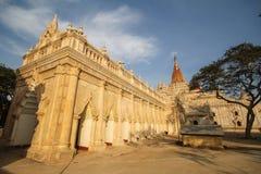 Ananda Temple, Bagan, Myanmar big temple Royalty Free Stock Images