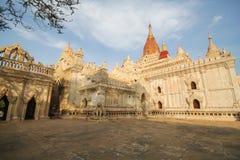 Ananda Temple, Bagan, Myanmar big temple Royalty Free Stock Photo
