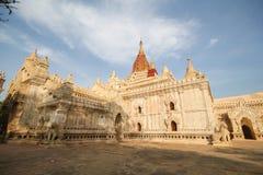 Ananda Temple, Bagan, Myanmar big temple Stock Photo