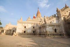 Ananda Temple, Bagan, Myanmar big temple Royalty Free Stock Photos