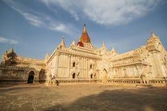 Ananda Temple, Bagan, Myanmar big temple Stock Image