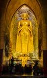 Ananda temple in Bagan, Myanmar Royalty Free Stock Photography