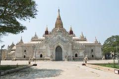 Ananda Temple on Bagan Plain, Myanmar Royalty Free Stock Photos