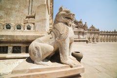 Ananda Temple on Bagan Plain, Myanmar Stock Photo