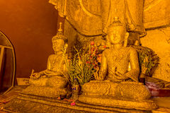 Ananda Temple stock image