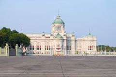Ananta Samakhom Palace Stock Photography