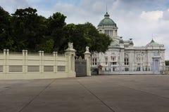 Ananta Samakhom Palace Throne Hall in Thai Royal Dusit Palace at Royalty Free Stock Images
