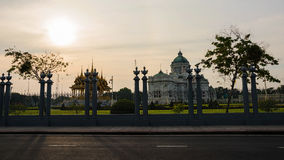 Ananta Samakhom Throne, Bangkok Royalty Free Stock Image