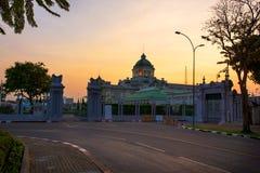 Ananta Samakhom Throne, Bangkok Stock Photo