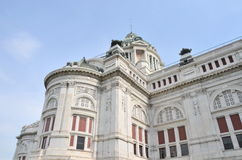 The Ananta Samakhom throne hall Stock Image