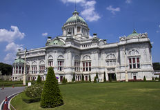 Ananta Samakhom Throne Hall Stock Photo
