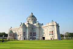 The ananta samakhom throne hall Stock Photography