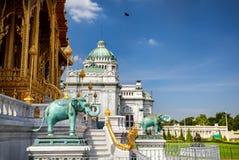 Ananta Samakhom Throne Hall in Bangkok Royalty Free Stock Photography