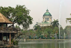 Ananta Samakhom Throne Hall in Bangkok Stock Photography