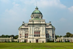Ananta Samakhom Throne Hall in Bangkok Royalty Free Stock Image