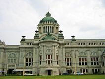 Ananta Samakhom Throne Hall Bangkok, Thailand Stock Photo