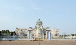 Ananta Samakhom Throne Hall. Royalty Free Stock Images