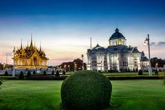 The Ananta Samakhom Throne Hall. Bangkok Thailand Royalty Free Stock Photos