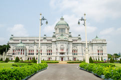 Ananta Samakhom Throne Hall in Bangkok, Thailand Royalty Free Stock Photography
