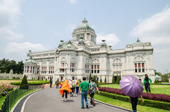 Ananta Samakhom Throne Hall in Bangkok, Thailand Royalty Free Stock Image