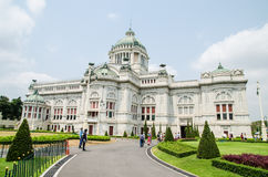 Ananta Samakhom Throne Hall in Bangkok, Thailand Stock Image