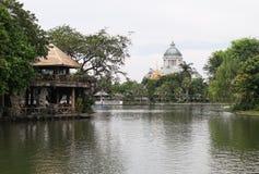 The Ananta Samakhom Throne Hall in Bangkok, Thailand Stock Photo