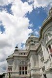 Ananta Samakhom Throne Hall. At Bright Blue Sky Royalty Free Stock Images