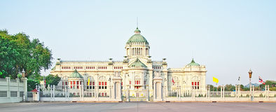 Ananta Samakhom Throne Hall In Dusit Palace Stock Images
