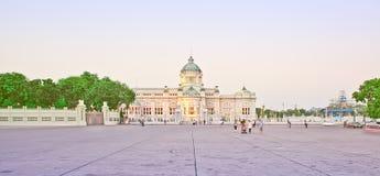 Ananta Samakhom Throne Hall In Dusit Palace ,Bangkok Stock Image