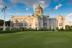 The Ananta Samakhom Throne Hall, The King of Thailand palace Royalty Free Stock Photos