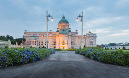 The Ananta Samakhom Throne Hall Museum Stock Images