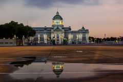Ananta Samakhom Throne Hall Stock Images