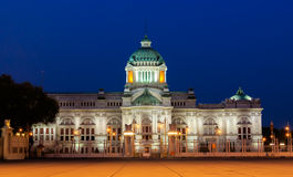 The Ananta Samakhom Throne Hall (Phra Thinang Anantasamakhom) in Thai Royal Dusit Palace Stock Images