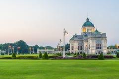Ananta Samakhom Throne Hall, the royal reception hall within Dusit Palace in Bangkok. Thailand Royalty Free Stock Photography