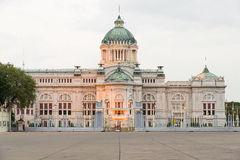 The Ananta Samakhom Throne Hall in Thai Royal Dusit Palace, Bang Royalty Free Stock Photo